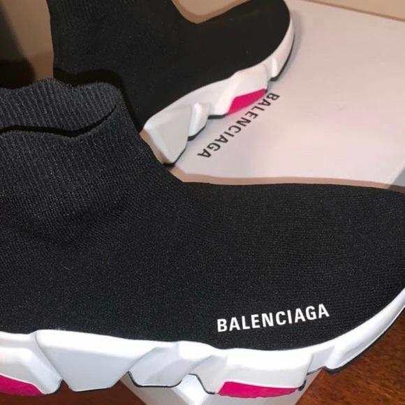 Limited Edition Balenciaga Sneakers
